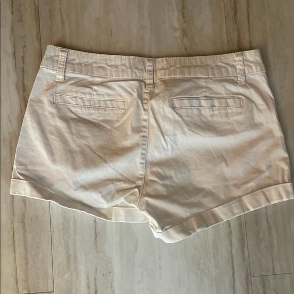 So brand white shorts Sz. 3